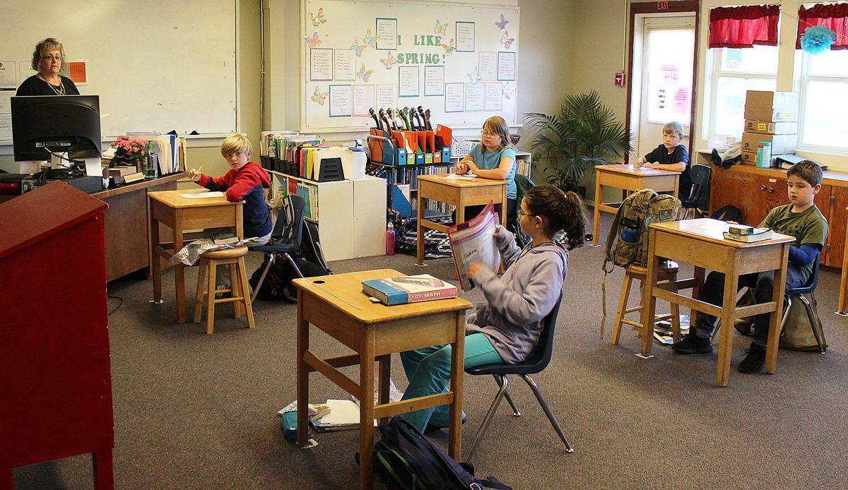 School is open for Hamilton Christian Academy