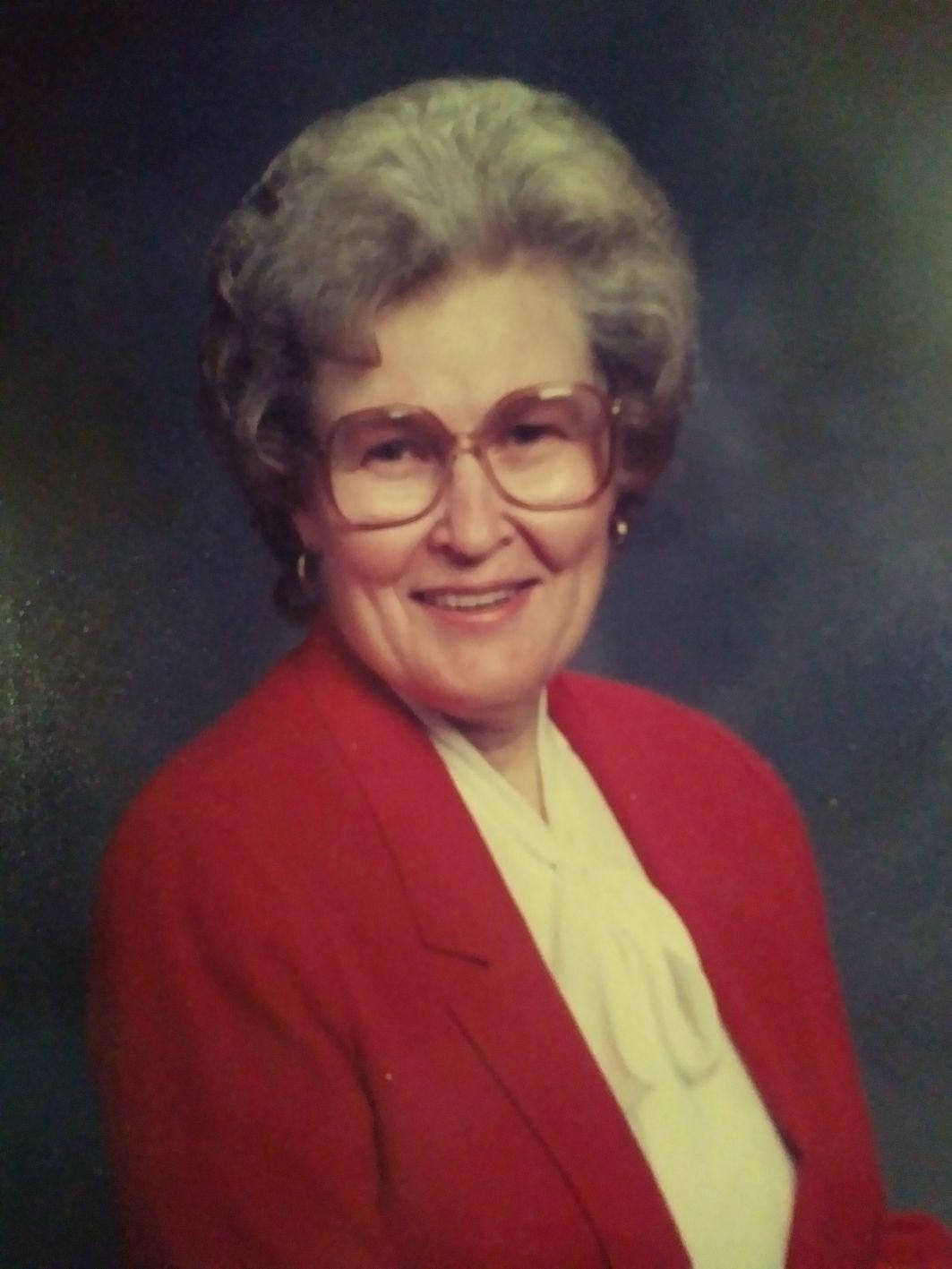 Eudora Mae Harms