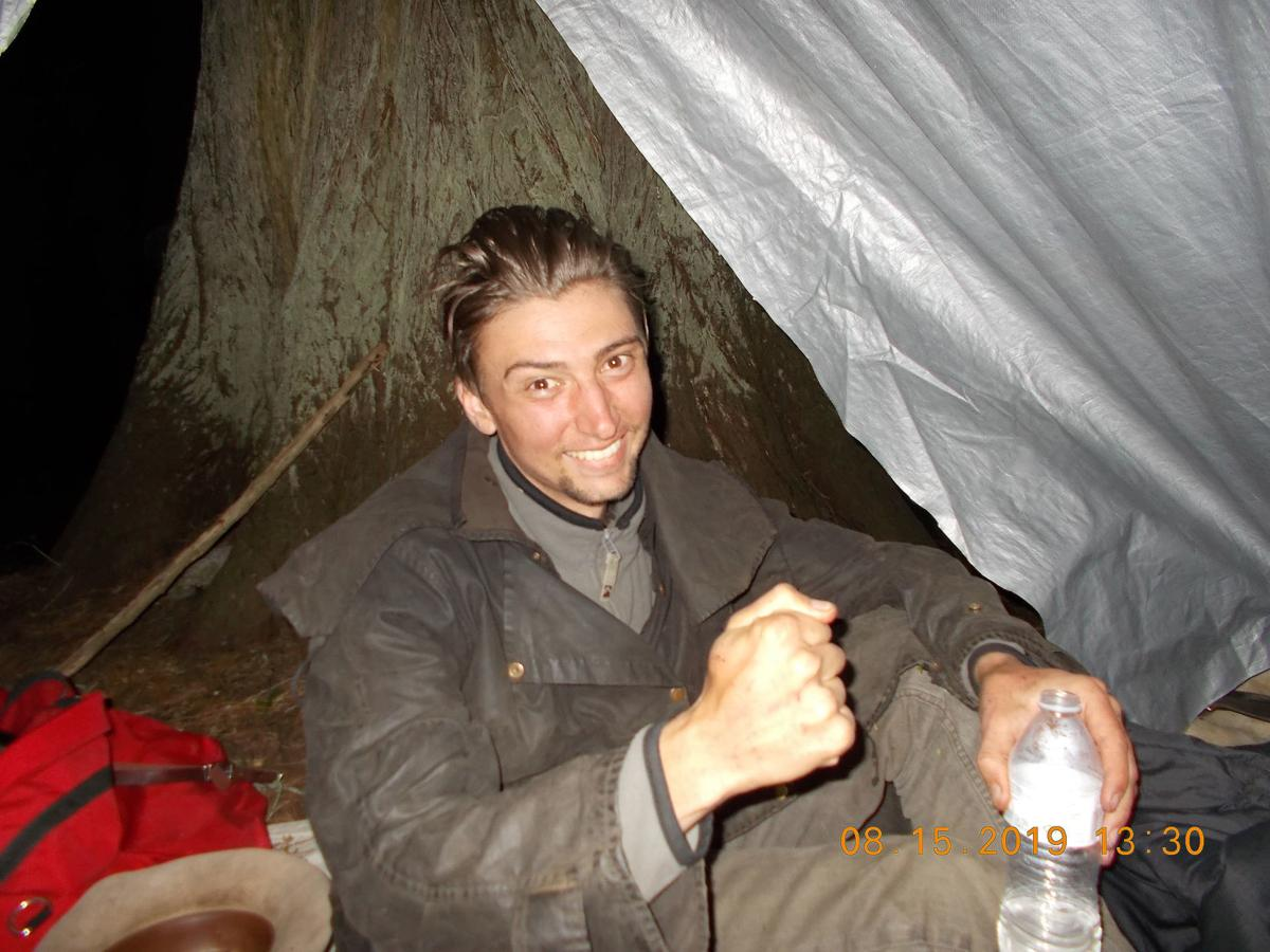 A promise kept: Utah man recounts five-day ordeal of being lost in wilderness