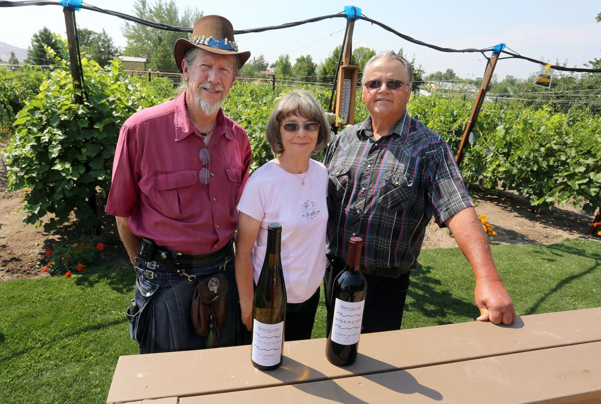 Winning wines: Hidden Legend Winery receives gold medals at competition