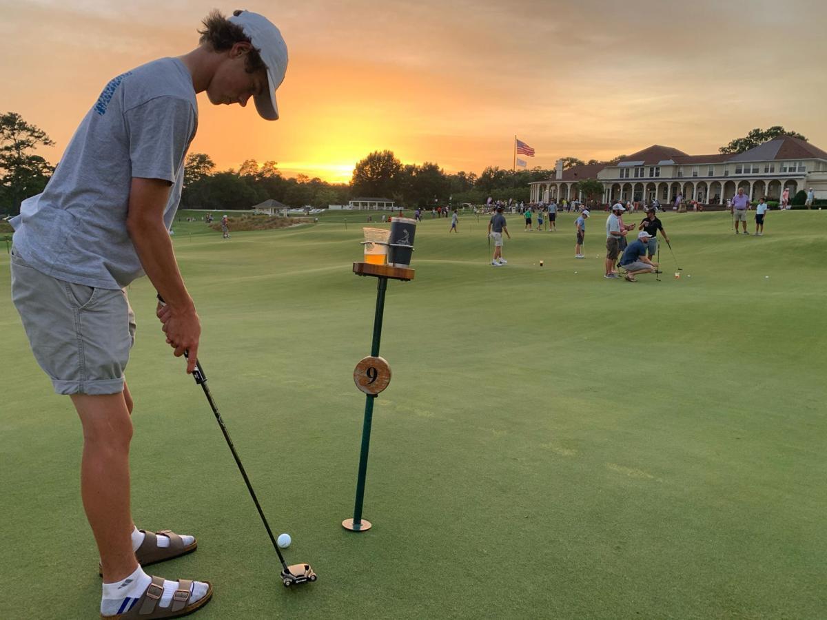 Golf Luke Schlimgen