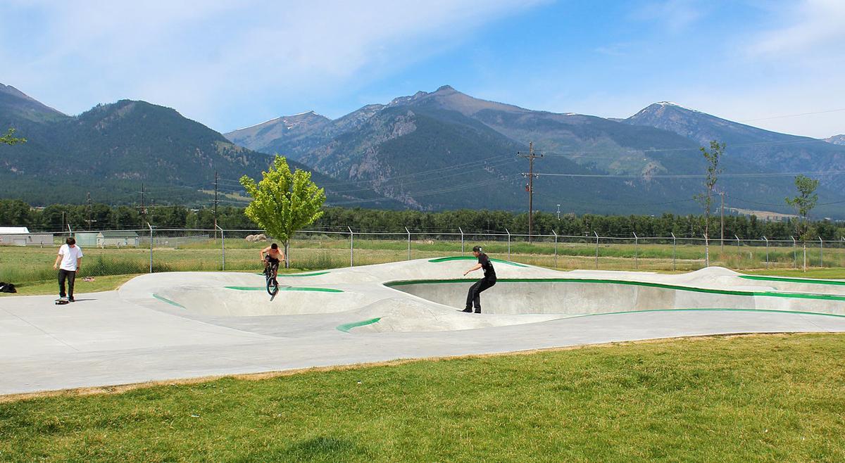 Stevi Skate Park 2017