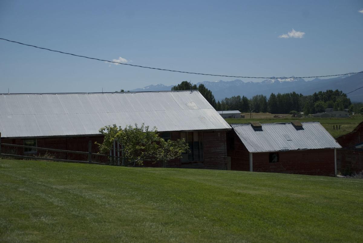 Curdy Barn