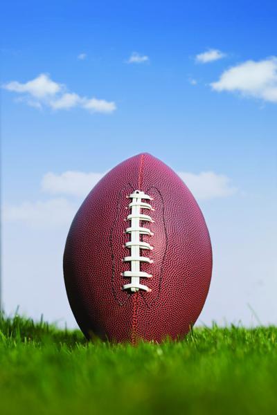 Football stockimage photo icon