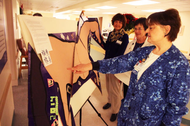 Chinese immigrants inspire Victor Elementary art students
