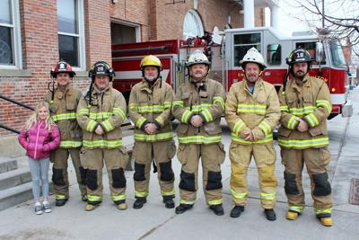 HVFD in front of truck 11