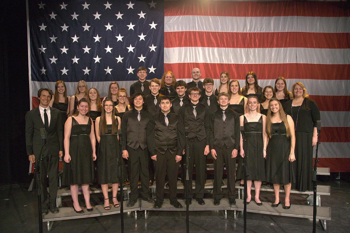 Tim Janis Annual Christmas Concert 2020 Three Ravalli County high school choirs perform on MontanaPBS