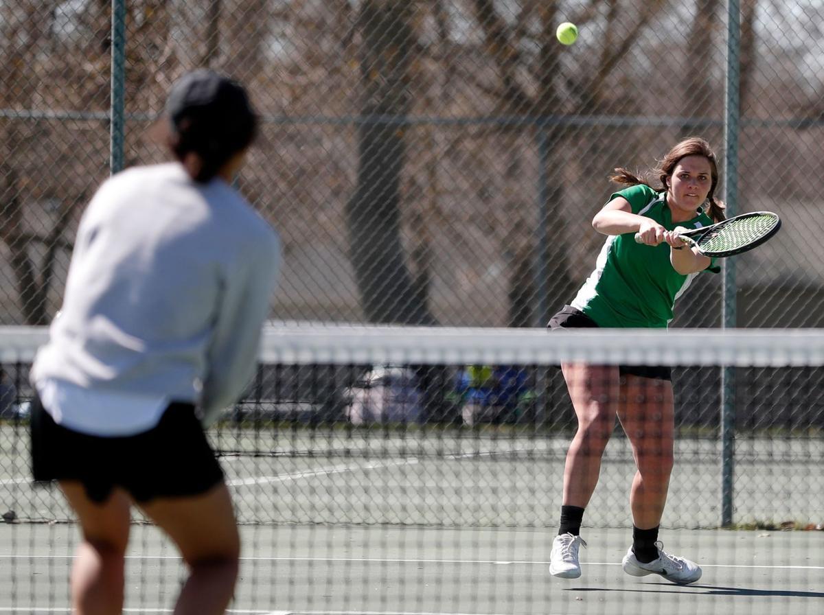 Mayfair Invitational tennis tournament