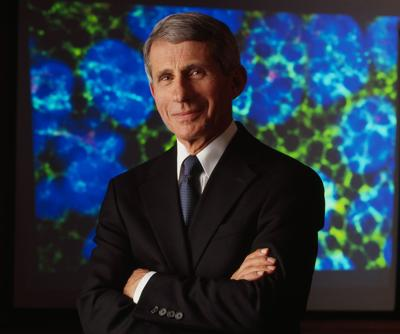 RML brings NIAID Director Anthony S. Fauci to Hamilton PAC