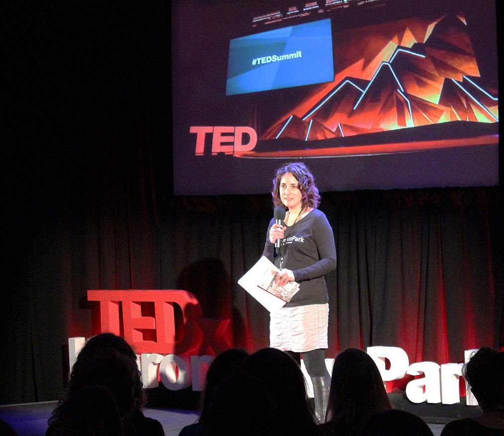 TEDx Naomi Gary
