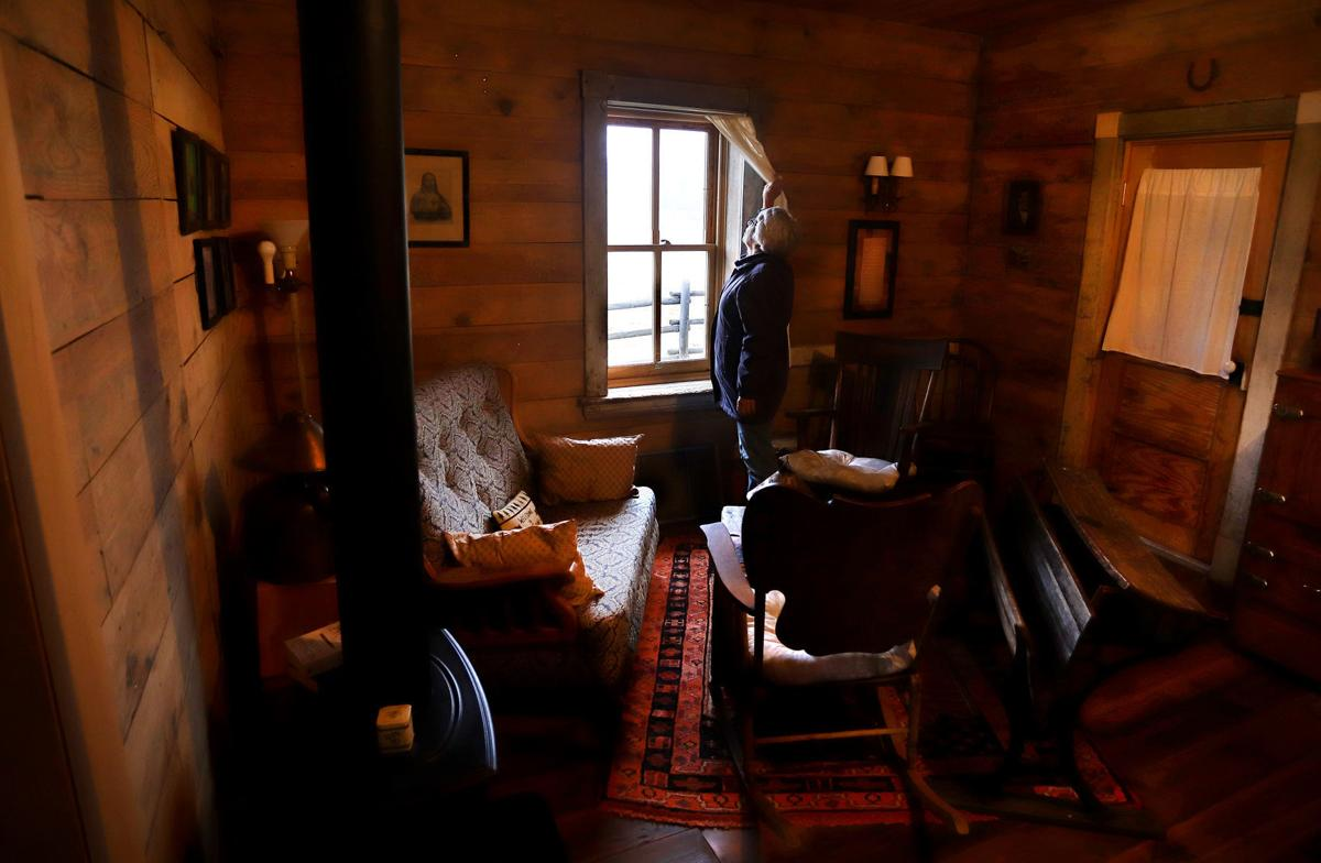 A legacy preserved: McCrossin Cabin placed on the National Register of Historic Places