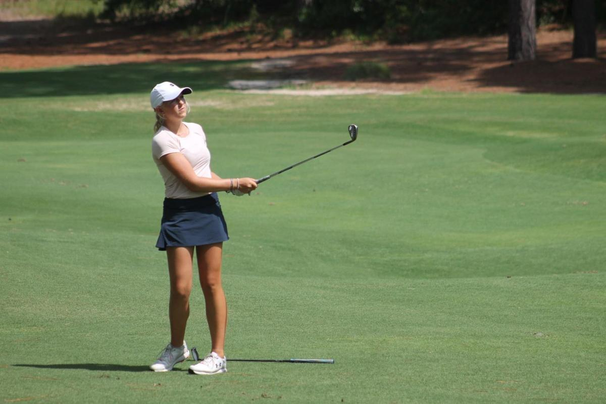 Greenwood a favorite to win state golf meet