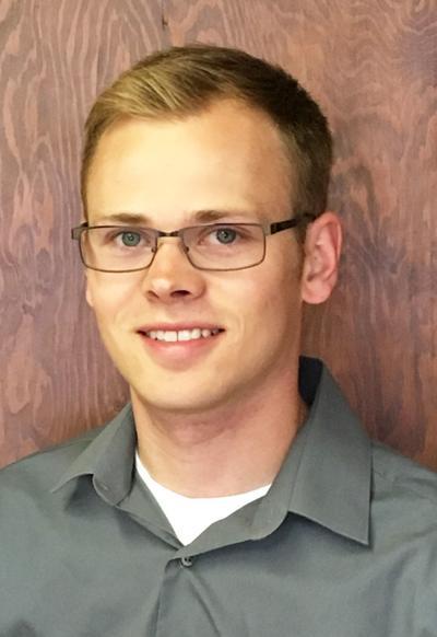 Stevensville Mayor Brandon Dewey