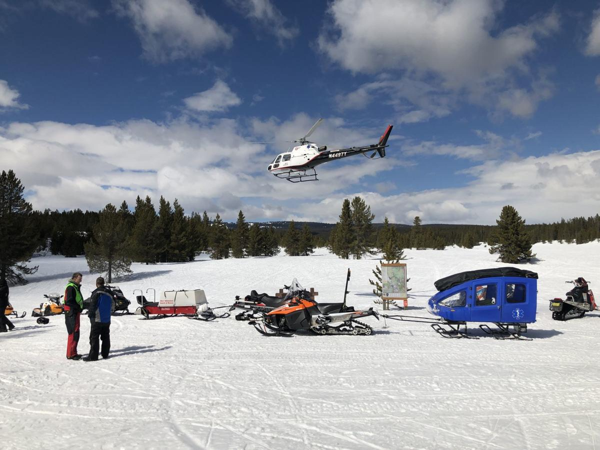 West Yellowstone Rescue