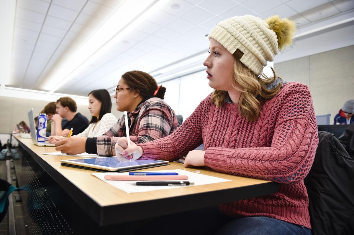 Montana State University student Madison Haagenson