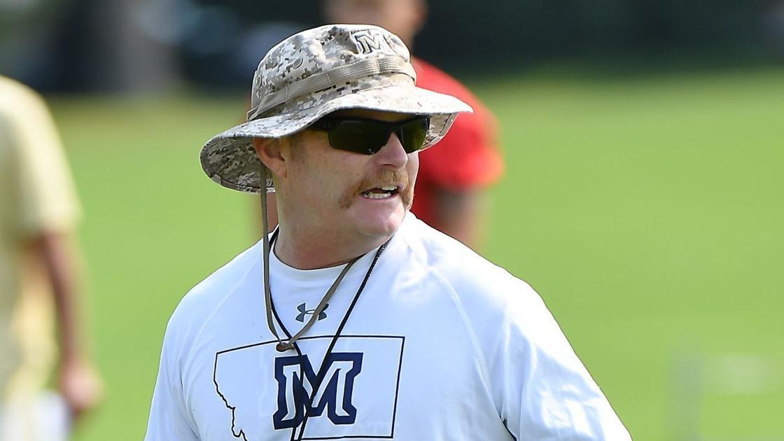 Montana State assistant, former Montana Western head coach B.J. Robertson stepping away
