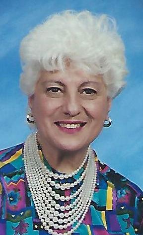 Myrna Louise Richards Wolf