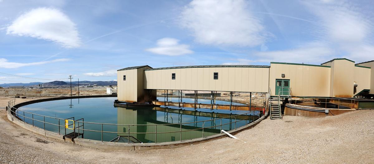Horseshoe Bend Water Treatment Plant