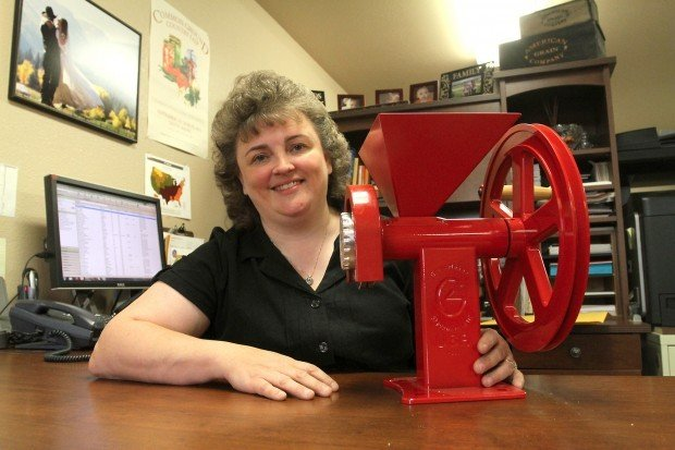 Follow the grain: Wild West Machine builds grain mills locally and sells them all over the world