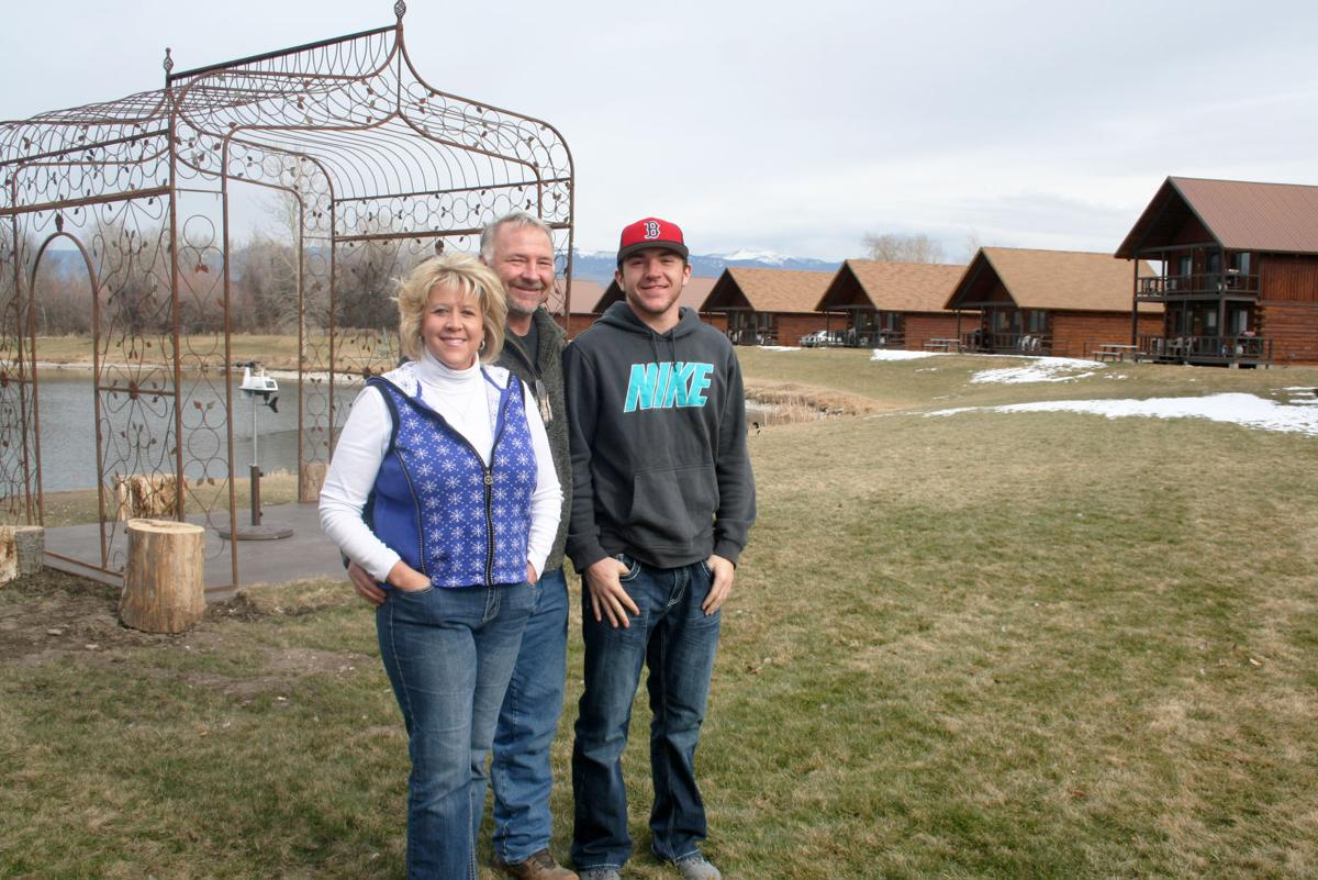 Montana experience: Couple purchases, renovates Anglers Lodge south of Hamilton