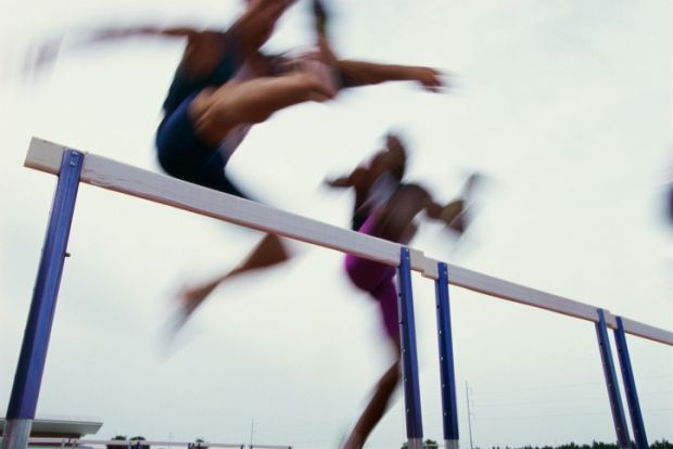 track and field stockimage