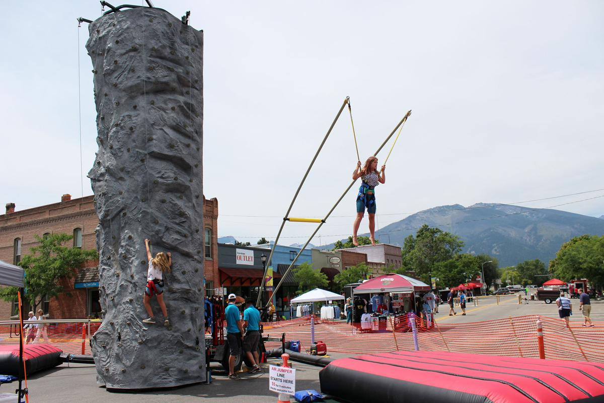 Downtown Hamilton hosts Daly Days Friday and Saturday
