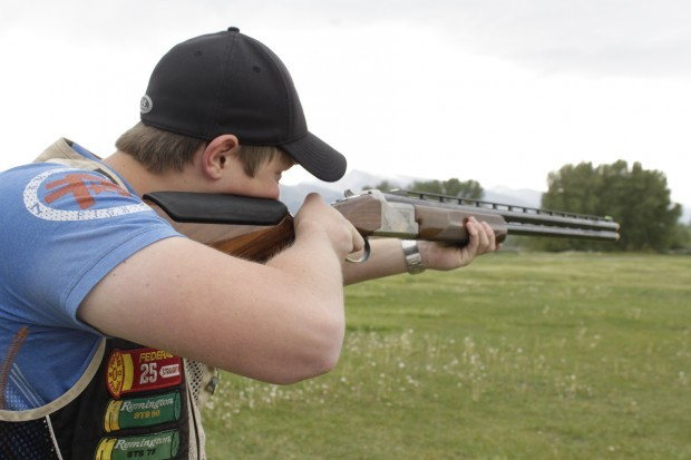 Corvallis 17-year-old is reigning state trap shooting champion
