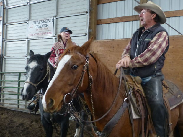 Darby horse trainer helps riders get back in the saddle