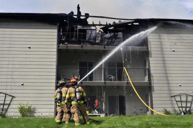Former resident arrested for starting Vantage Villa fire | State