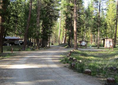 Campground closures