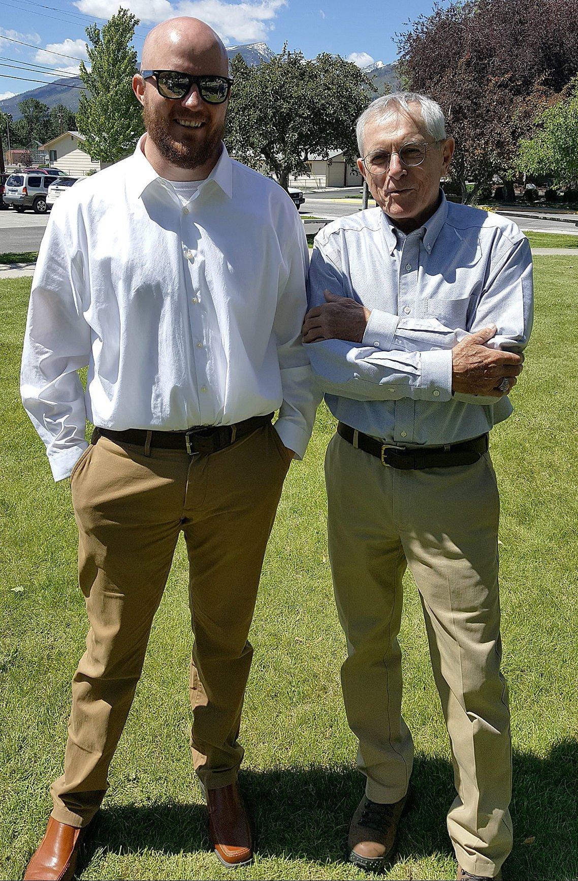 Judge Archibald and Reardon