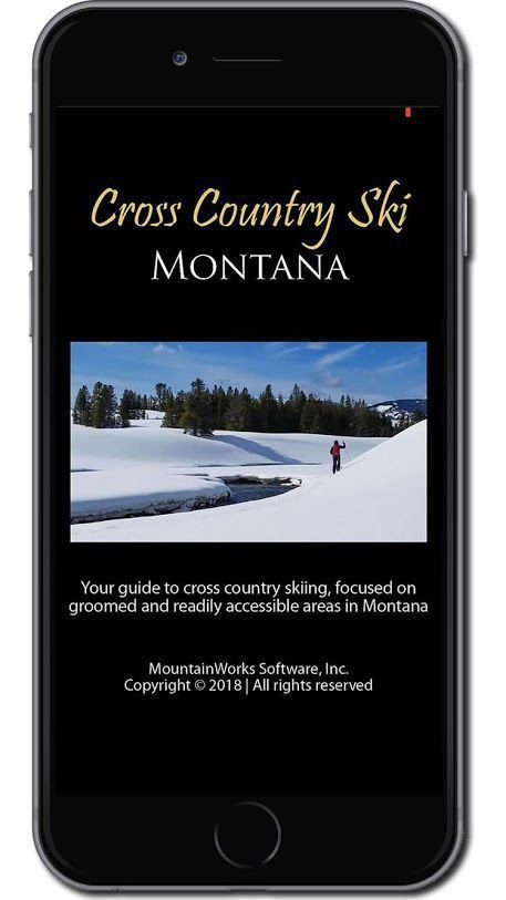 Cross Country Ski Montana