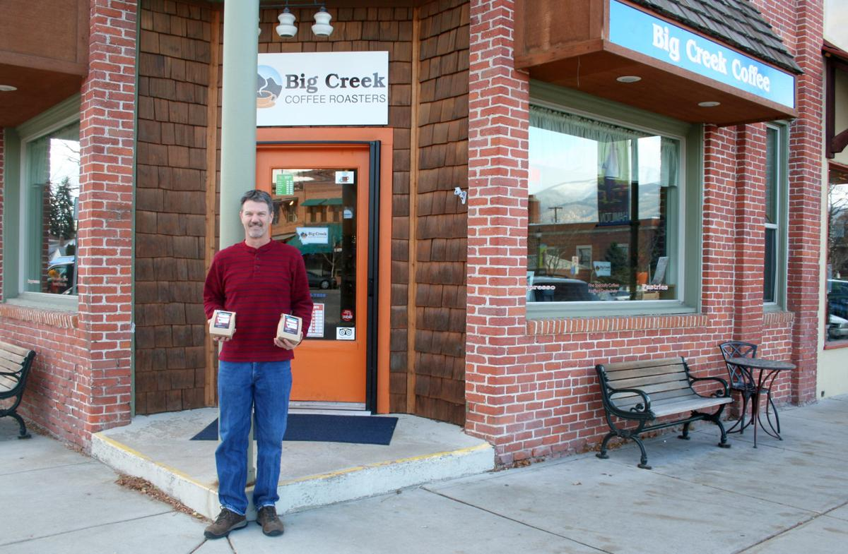 Five years in: Big Creek Coffee Roasters to celebrate success by giving back