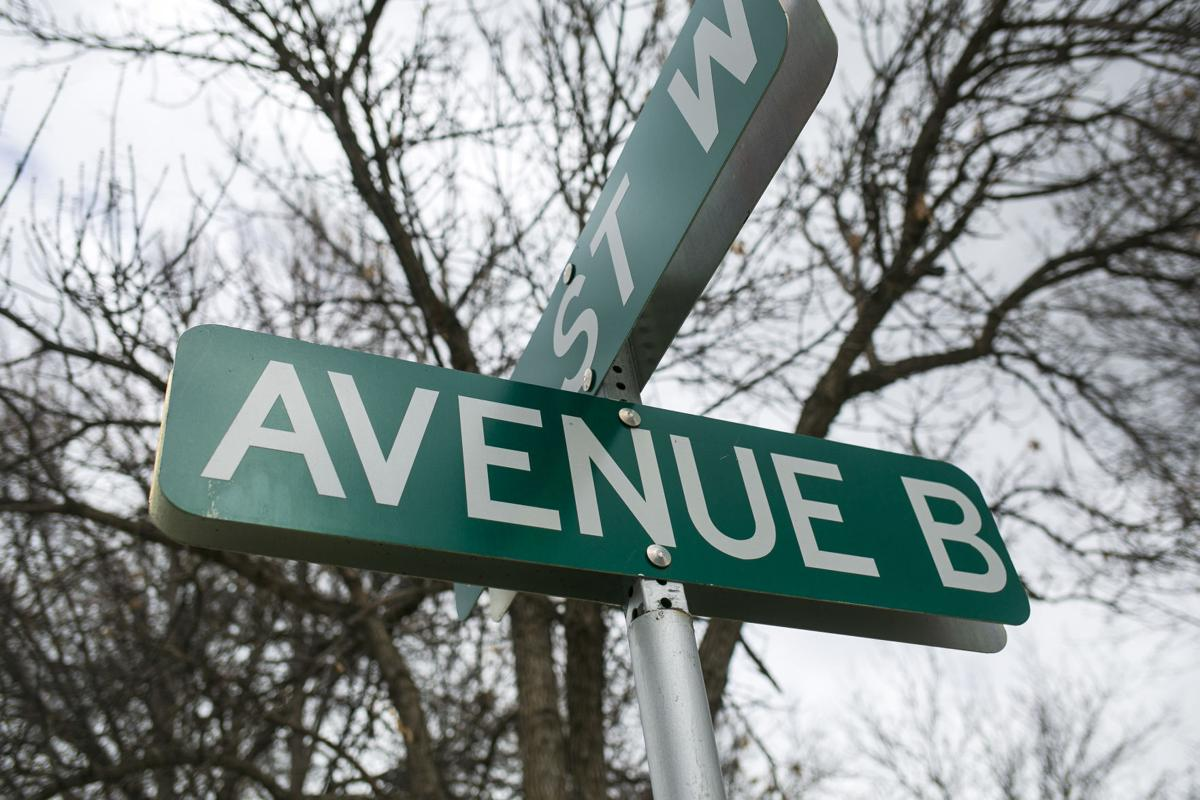 100 block of Avenue B