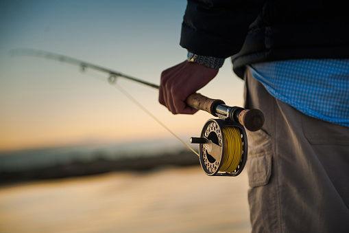 Fishing, stock