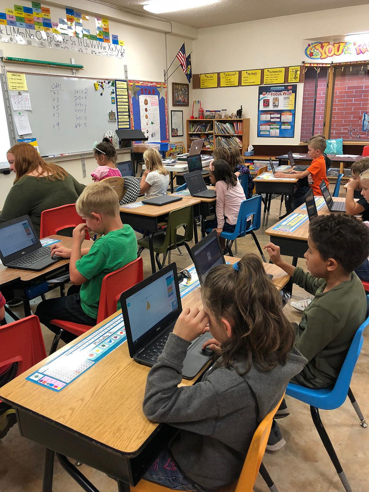 SSD Tech in classrooms