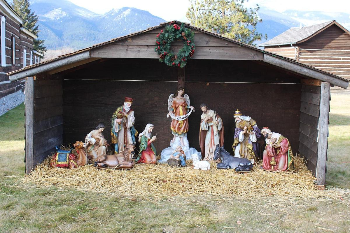 St Mary Large Nativity