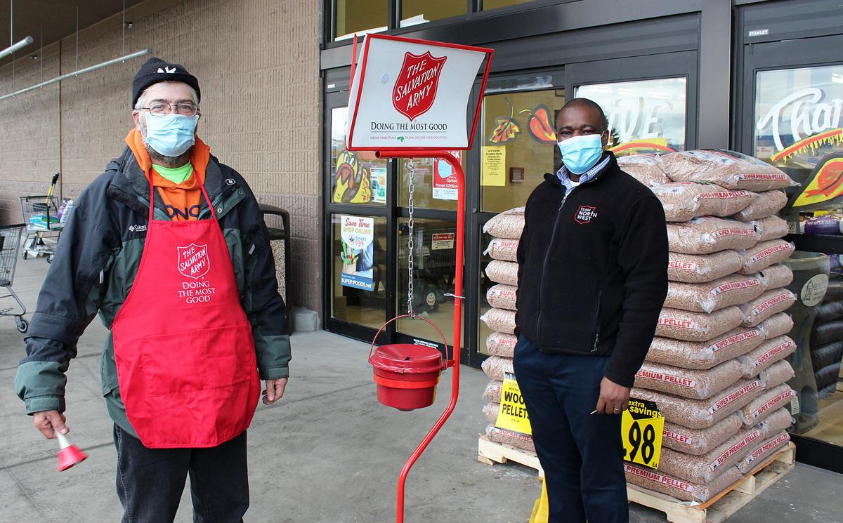 The Salvation Army meets needs, seeks bell ringers