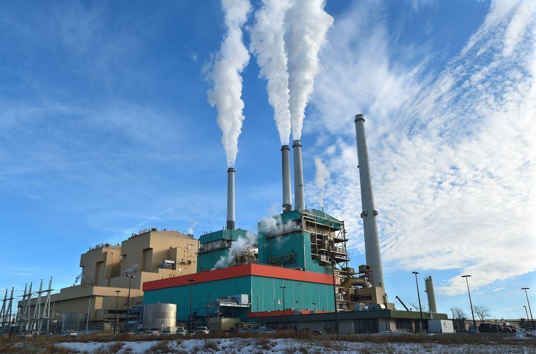 Colstrip power plants