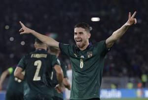 Italy qualifies for Euro 2020 with 2-0 win over Greece