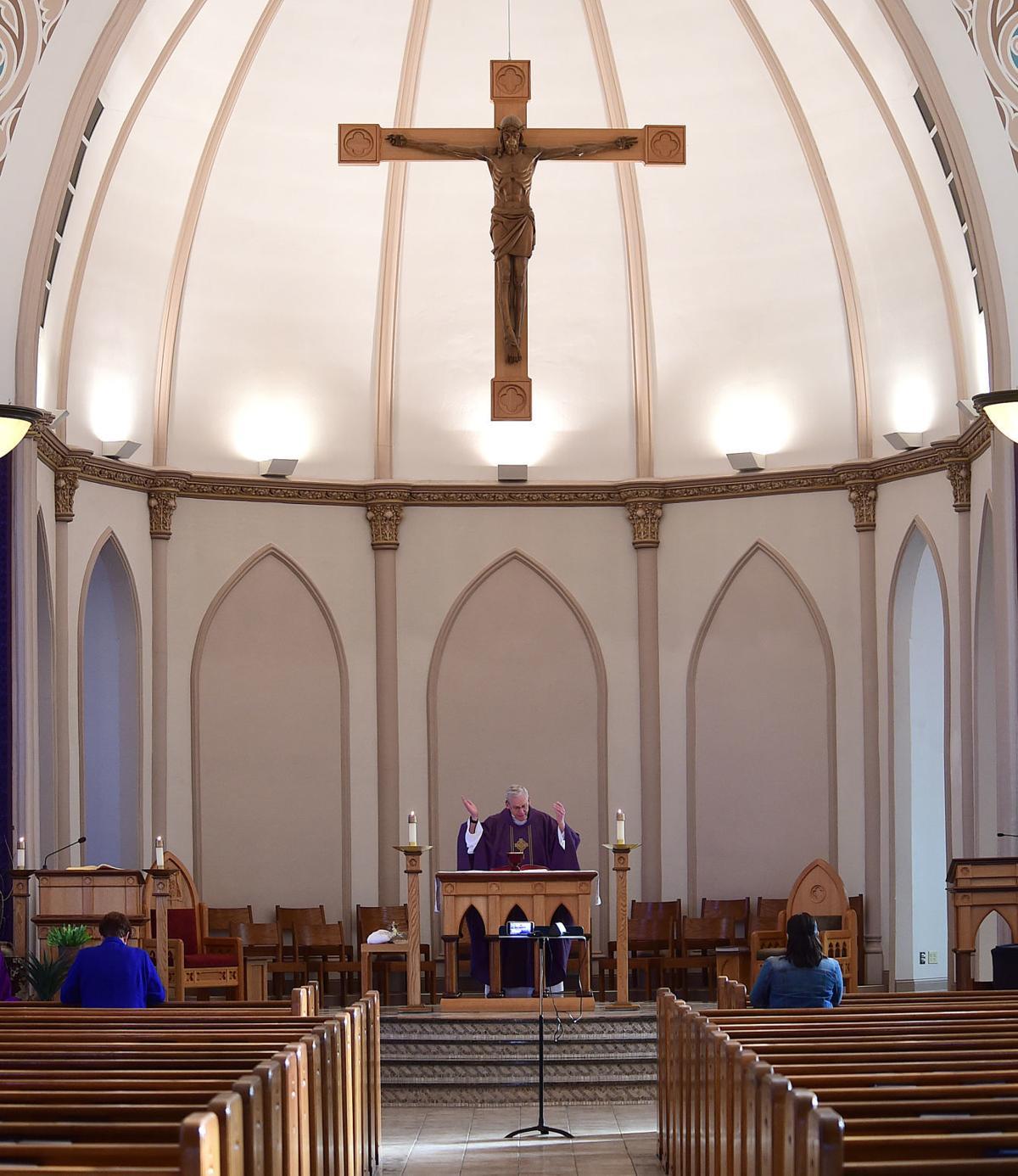 St. Patrick Mass