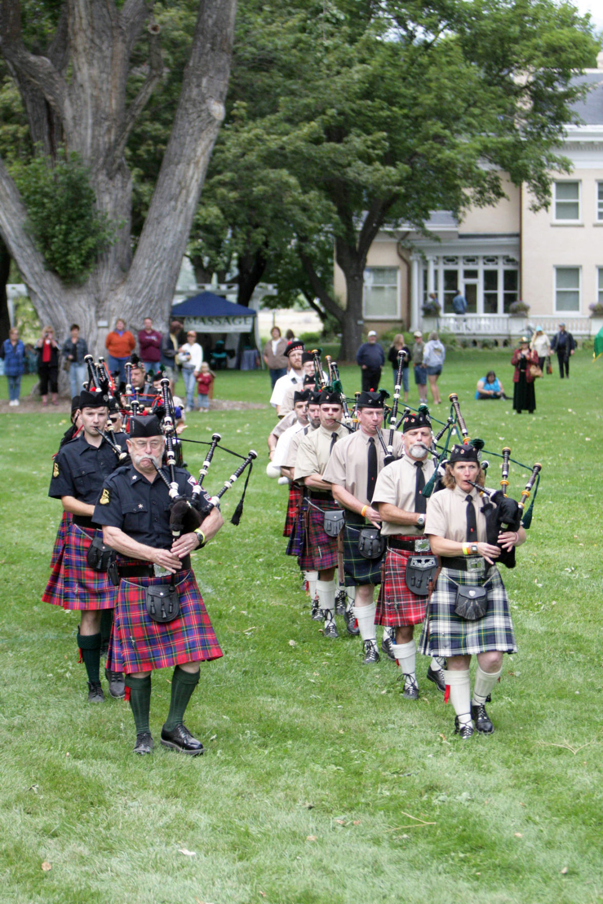 Celtic for 2019  pipes and drums