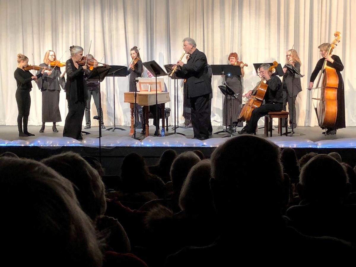 Bitterrroot Commjnity Christmas Concert 2020 Bitterroot Baroque Christmas Concert | Local News