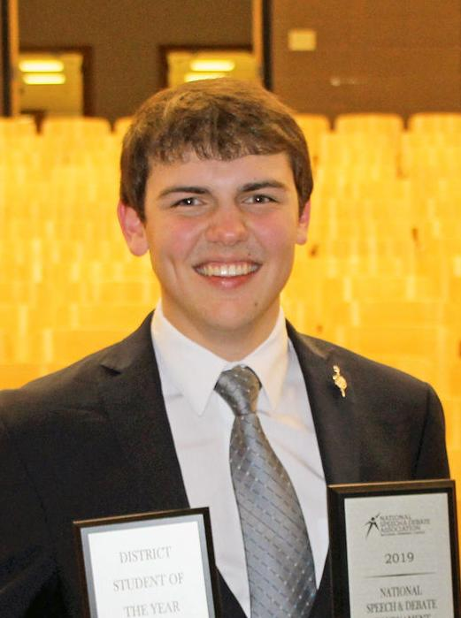 McKay with Awards