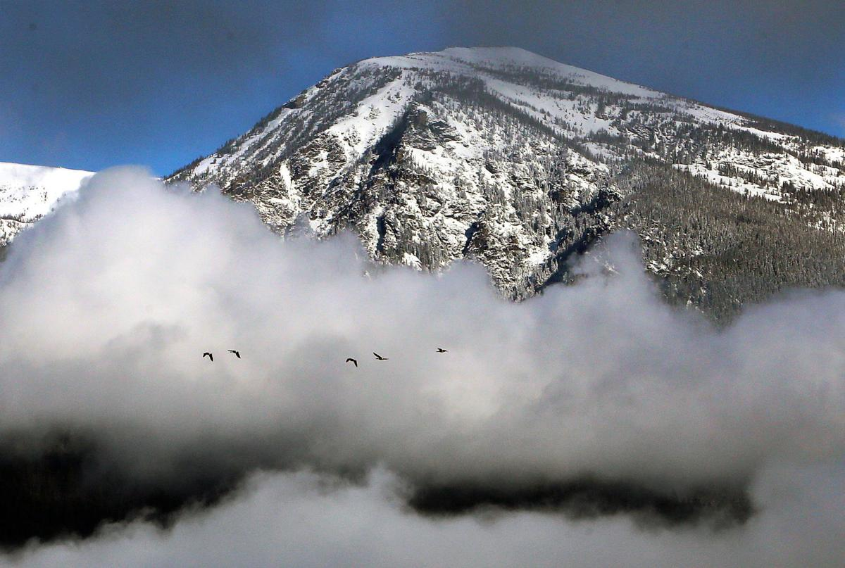 Bitterroot Mountains