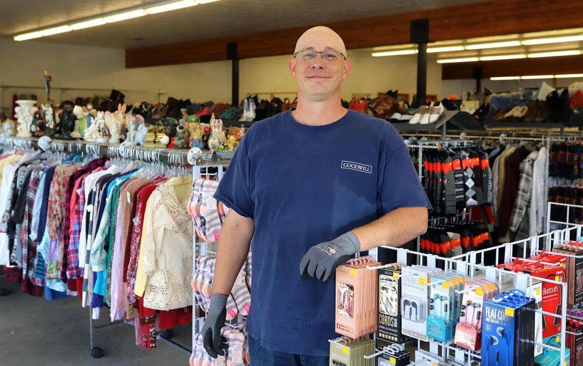 Goodwill opens new store in Hamilton