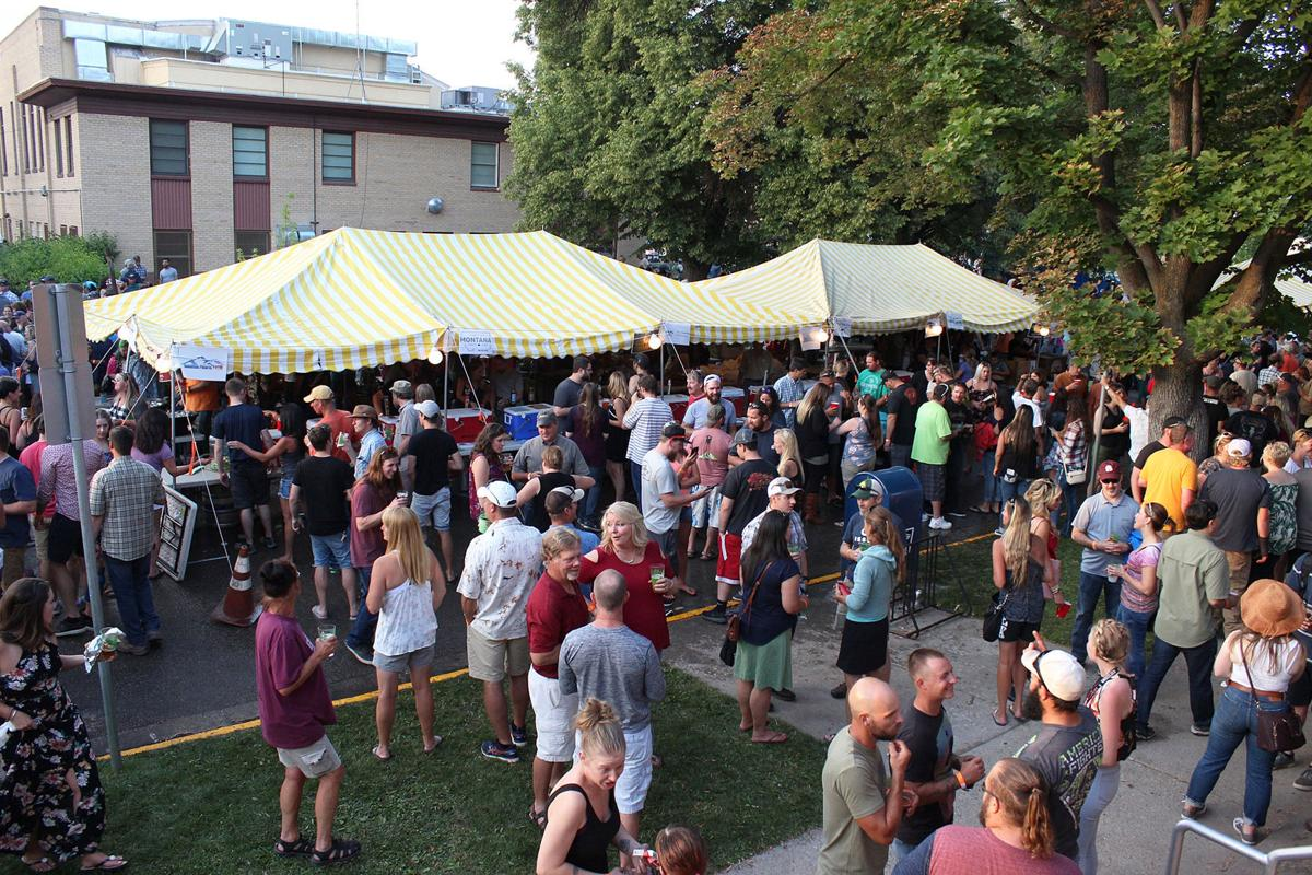 Bitterroot Brewfest new location, times, payment and free shuttles July 31