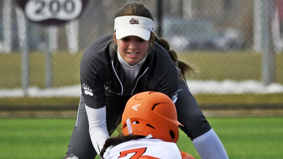 Montana's Maygen McGrath named Big Sky Conference softball player of the week