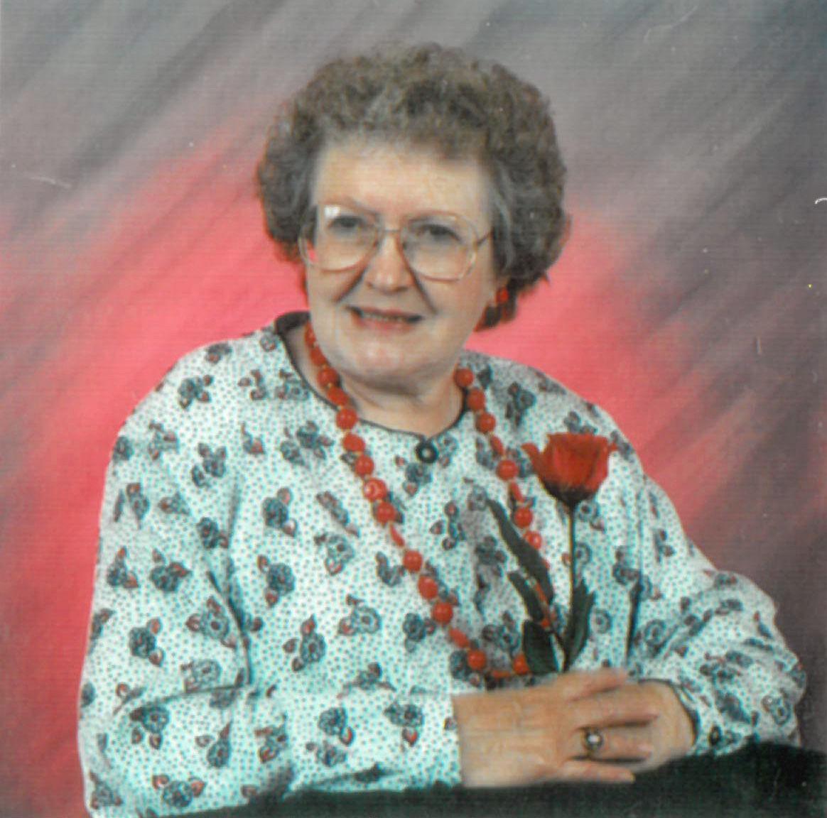 Shirley Mae Richardson
