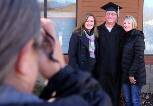 Completing the program: Literacy Bitterroot helps local man earn GED